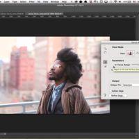 Adobe nos enseña una potente prestación de la máscara de enfoque integrada en el nuevo Photoshop CC