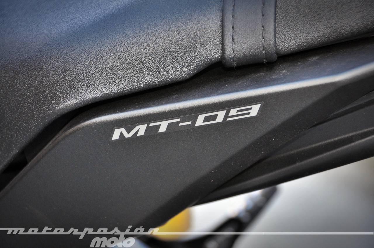 Foto de Yamaha MT-09, (valoración, galería y ficha técnica) (18/38)