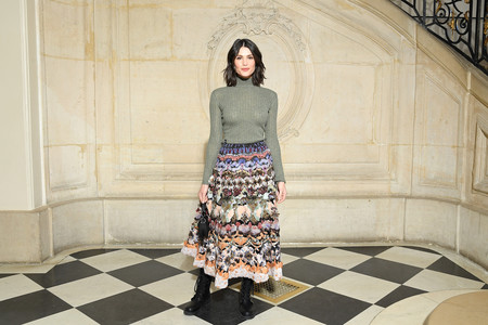 Dior Autumn Winter2019 2020 Gemma Arterton