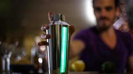 B4RM4N, la coctelera para poder servirle un Dry Martini a James Bond y que no te mate