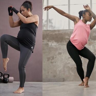 Adidas lanza su primera colección de ropa deportiva para embarazadas, perfecta también para mamás