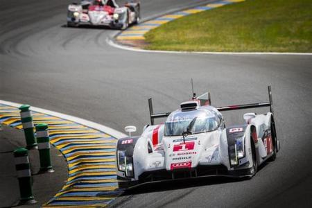 24 horas de Le Mans 2014: Audi domina a falta de cuatro horas