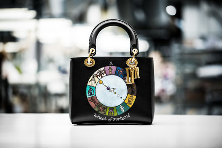 Dior Cruise 2018 Lady Dior The Wheel Of Fortune Savoir Faire C Pol Baril 2