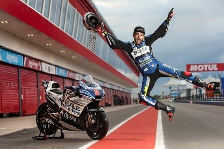 Héctor Barberá ya tiene moto para este fin de semana, sobre la Superbike del lesionado Tati Mercado