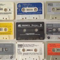 Sigo escuchando música grabada en cassettes… y tengo buenas razones para ello