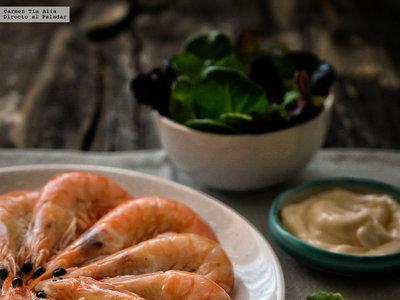 Cómo cocer langostinos y gambas: tiempos e ideas de preparación
