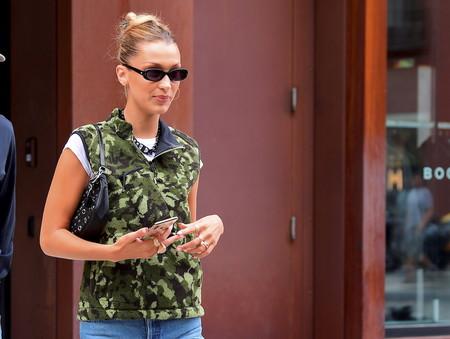 Así es el look más sport y, quizás, menos fashion de Bella Hadid para andar por las calles de Nueva York