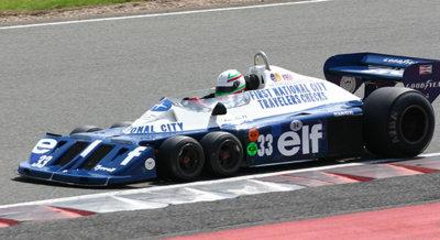 Los 5 autos de Formula 1 que sobresalieron en su tiempo
