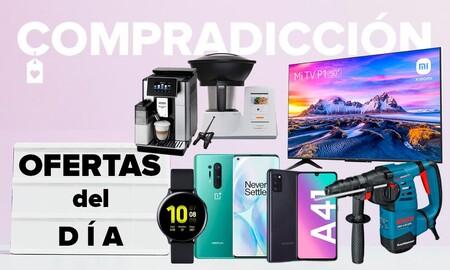 21 ofertas del día en Amazon: smart TVs Xiaomi, smartphones OnePlus o Samsung, cafeteras De'Longhi, cuidado personal Remington y GHD o herramientas Bosch a precios rebajados