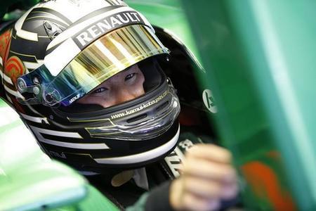 Kamui Kobayashi será uno de los pilotos de Caterham en Abu Dhabi