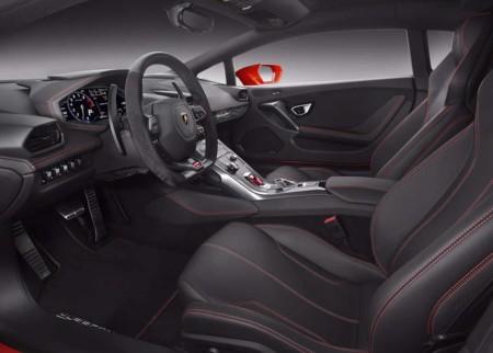 Lamborghini Huracan Lp 580 2 Interior
