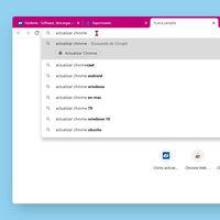 Cómo activar las nuevas acciones rápidas de Google Chrome para realizar operaciones desde la barra de URL