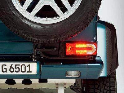 Mercedes-Benz presentará un G65 AMG 4X4² con motor V12 y convertible