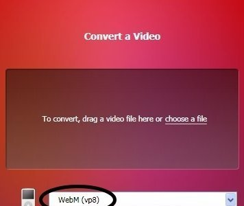 Miro Video Converter ahora convierte videos a WebM (VP8)