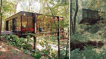 La casa de Cameron en Ferris Bueller's Day Off