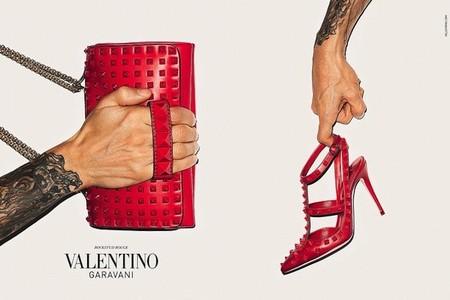 Una campaña distinta, por Valentino y Terry Richardson