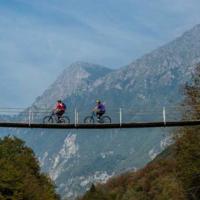 Transdinárica, el sendero ciclista que cruzará ocho países europeos
