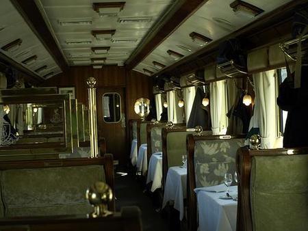 Los diez mejores viajes en tren