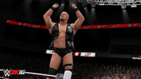 Las superestrellas de WWE 2K16 llegarán a PC a partir de marzo