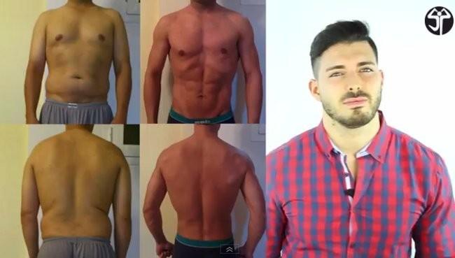 Dieta para marcar abdomen en 3 meses