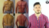 Un ejemplo de transformación real en el gimnasio ¿cómo y cuánto puedes lograr?