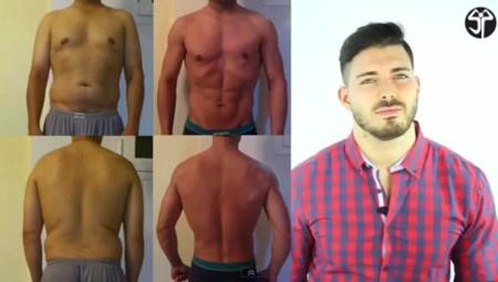Ejercicio para bajar de peso en el gym sergio peinado