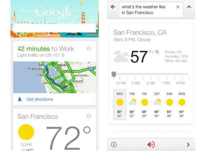 """Las noticias """"hiperlocales"""" podrían integrarse pronto en Google Now"""