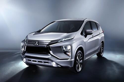El Mitsubishi Xpander ya tiene precio en México: un monovolumen de siete plazas, rival de Ertiga