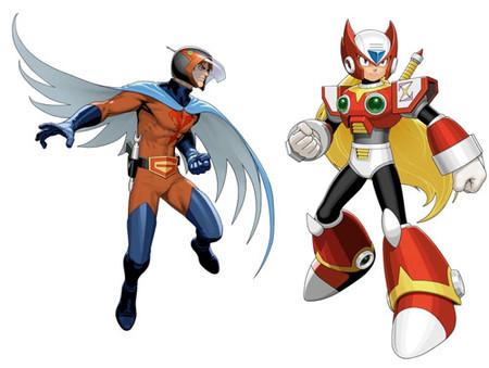 'Tatsunoko vs. Capcom': anunciados sus dos últimos luchadores
