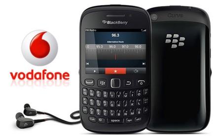 La BlackBerry Curve 9220 llega a Vodafone a precios asequibles