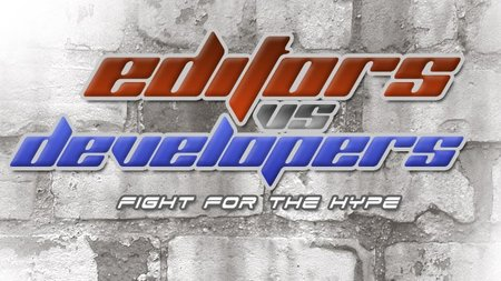 'Editors vs. Developers: Fight for the Hype', primer juego anunciado para VX Cast™ (actualizado)