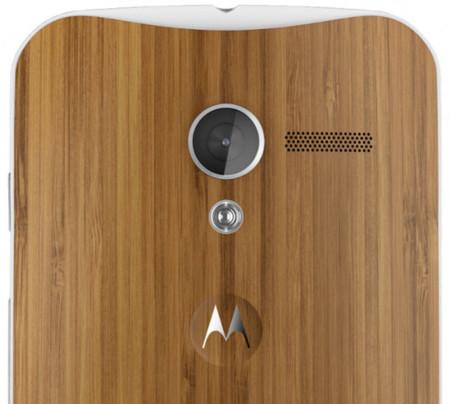 El bambú llega, al fin, al Moto X