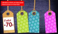 Vodafone lanza una tienda de puntos con móviles Outlet y mayores descuentos