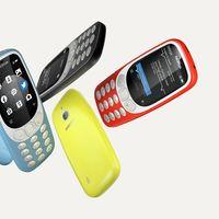 El Nokia 3310 (2017) vuelve con 3G y más memoria, pero WhatsApp sigue siendo el gran ausente