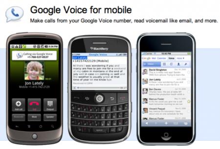 Google Voice llega finalmente al iPhone como aplicación web