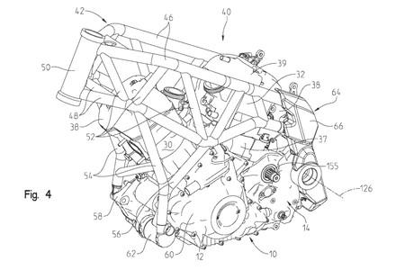 Indian Ftr1200 2019 Patente 3