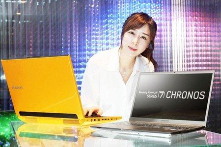 Samsung actualiza sus netbook Series 7 con los procesadores Ivy Bridge de Intel