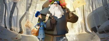 Así ha conseguido 'Klaus' convertirse en la película animada revelación del año