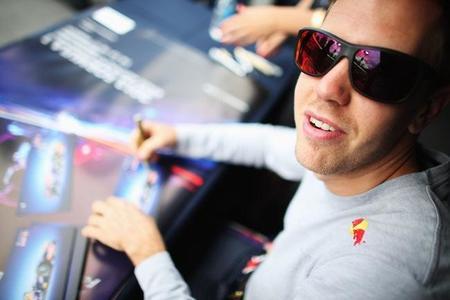 ¿Sebastian Vettel en Red Bull hasta 2016?