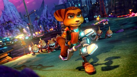 Ratchet Clank 2016 Playstation 4 283858
