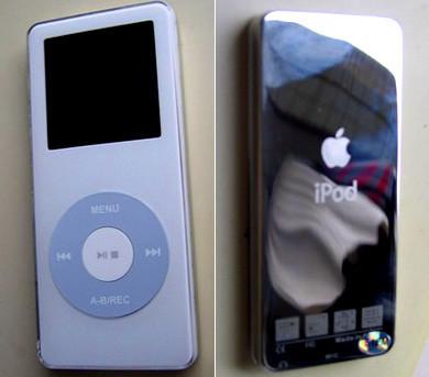 Increíble clon del iPod nano