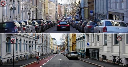 Ciudad sin coche