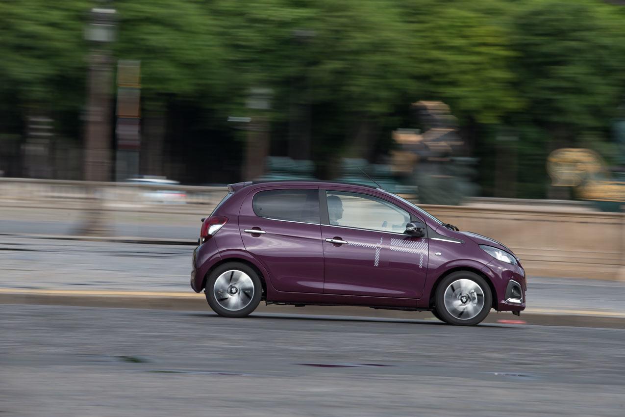 Foto de Peugeot 108 (14/35)