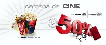 Yelmo Cines se pone al 50% con su tarjeta