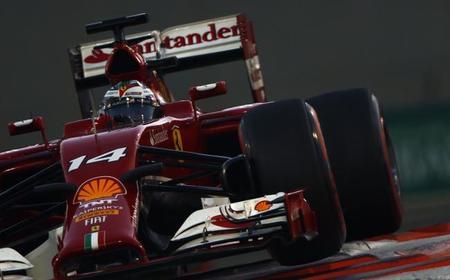 Fernando Alonso finaliza su etapa en Ferrari con una novena posición