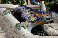 Visita al Park Güell de Barcelona