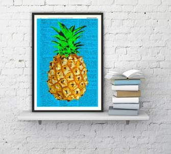La decoración tropical se impone este verano: 11 ideas para decorar con piñas