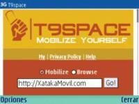 T9space: adapta la Web a tu móvil