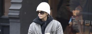 Kaia Gerber y Camila Cabello se unen a la tendencia de los maxi abrigos para hacer frente al frío de Nueva York