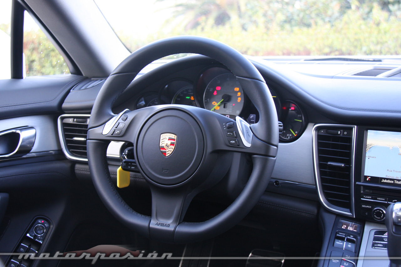 Foto de Porsche Panamera S E-Hybrid (prueba) (29/64)